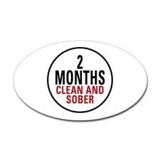 2 months clean & sober